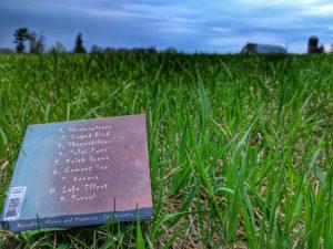 Lucius Fox CD Field Barn