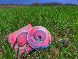 Lucius Fox CD in Field