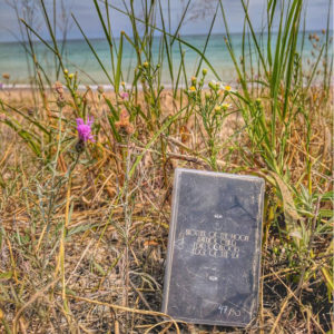 Olde Growth Cassette on Beach