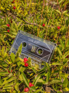 Tour EP Cassette Tape in Bush