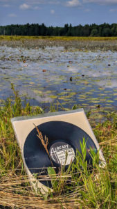 Soul Music Review Vinyl on Pond